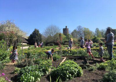 Park Hill Park Gardening